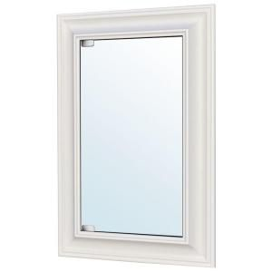 Home Depot Medicine Cabinet With Mirror Inspiration Masterbath 20 Inrecessed Medicine Cabinet In Satin White Sc20Sd