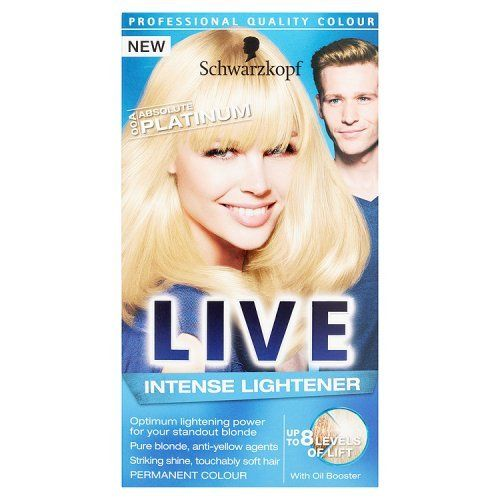 Schwarzkopf Live Color Xxl 00a Absolute Platinum This Is An