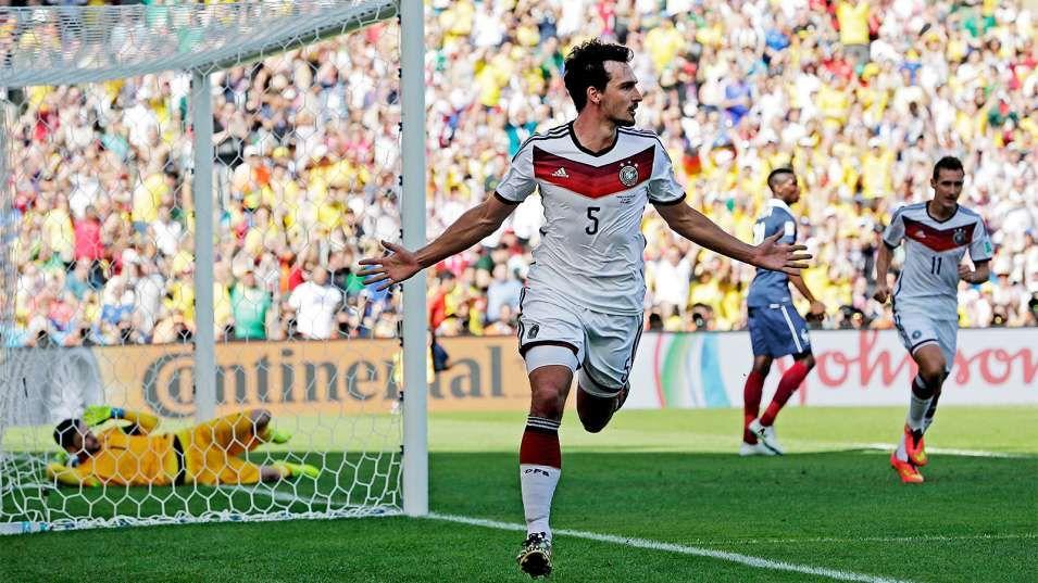 Germany Oust European Foe France Punch Ticket To World Cup Semifinals World Cup World Cup Semi Final Soccer World