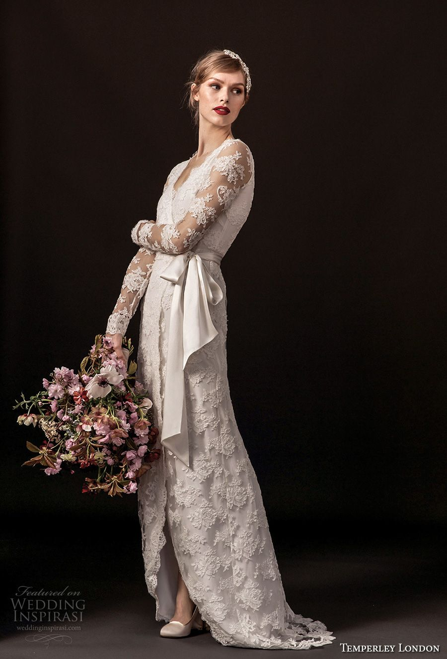 Temperley london spring wedding dresses u ucdahliaud bridal
