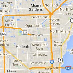 Mapa de Miami  Plano de Miami interactivo  viaje  Pinterest