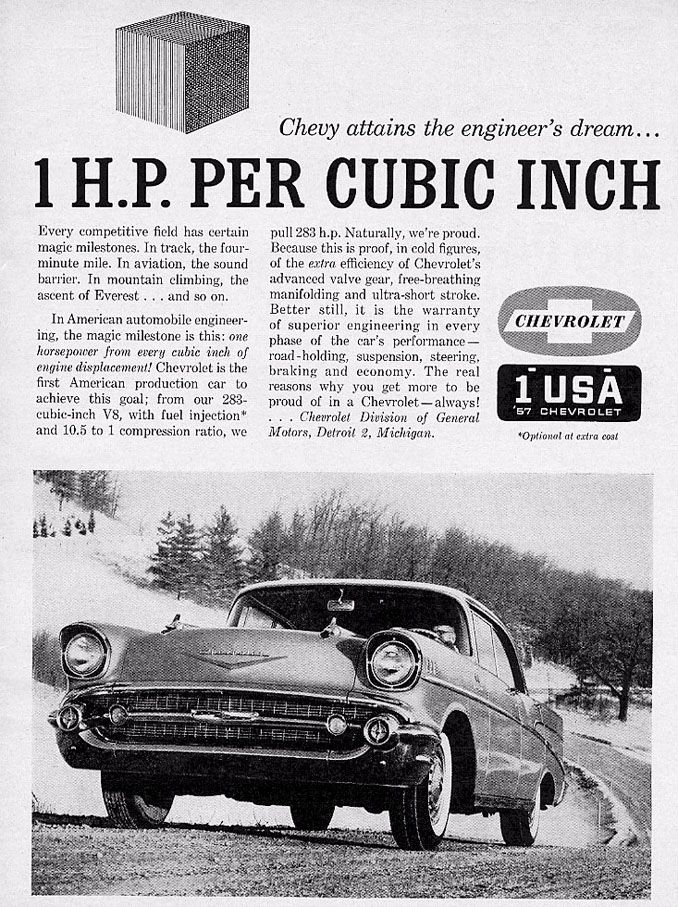 1957 Chevy Ad Chevrolet, Chevy, Classic cars