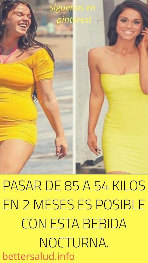 como bajar 25 kilos en un mes