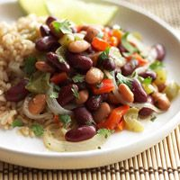 Cuban Red Beans and Rice | A new favorite, smells and tastes amazing