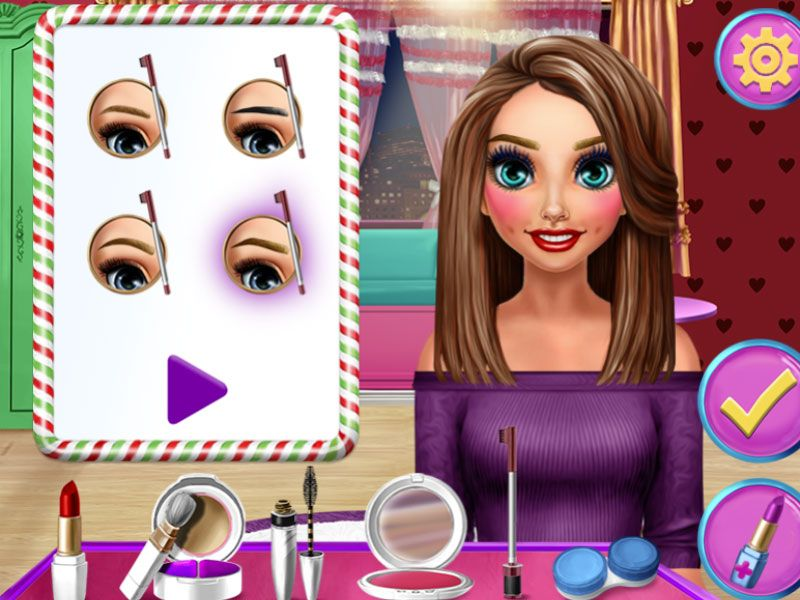 Best Of Free Makeup Games Unblocked And View In 2020 Artist Games Free Makeup Makeup Game
