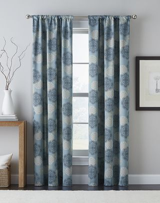 Primavera Light Blocking Curtain Panel