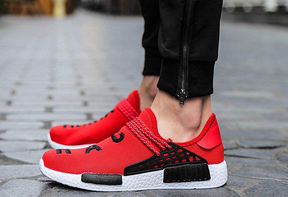 95c5e8cc2a0b47 JIYE Men's Running Shoes Women's Free Transform Flyknit Fashion Sneakers  #comfortable, #run, #sneakers