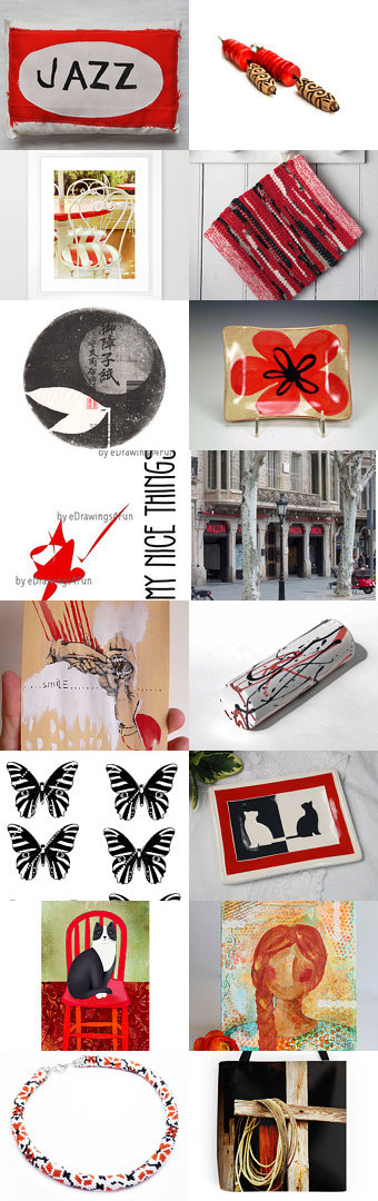 classic jazz by Beth Byrd on Etsy--Pinned with TreasuryPin.com