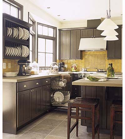 sensational space-saving kitchens | shaker style kitchens, shaker