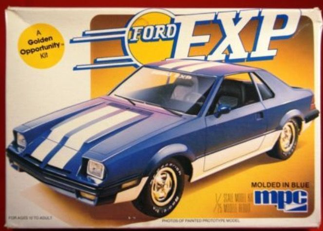 Image result for MPC ford exp kit