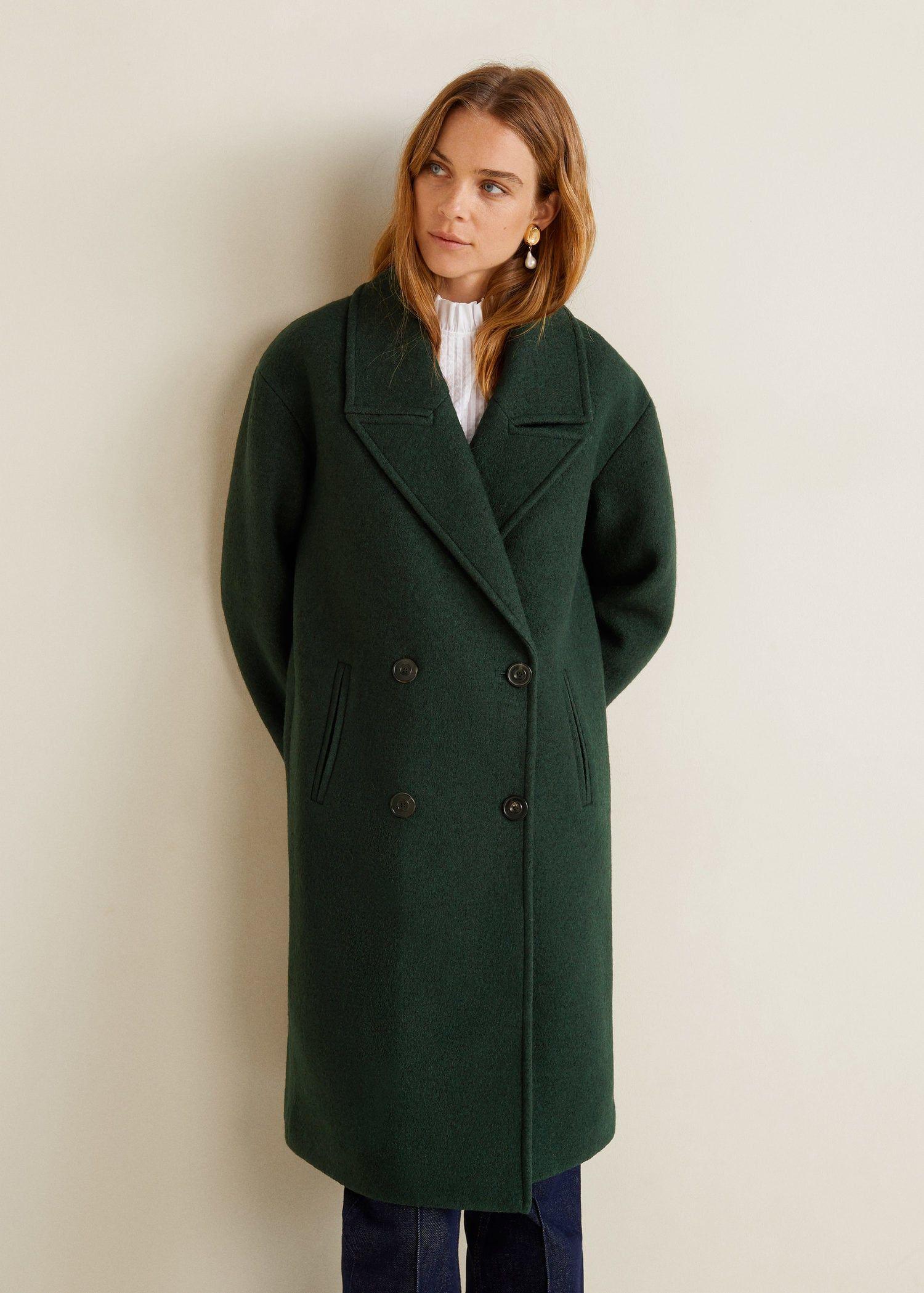 Zweireihiger Mantel (Görüntüler ile) | Manto, Kruvaze ceket