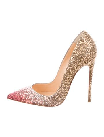 Christian Strass So Kate 120 W Louboutin Degrade Pumps Tags wtrqtH
