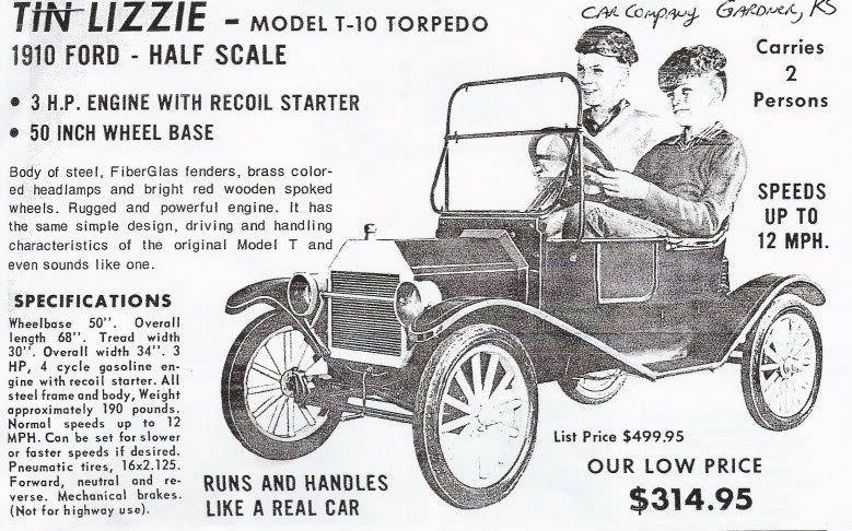 Pin on Model T Go cart