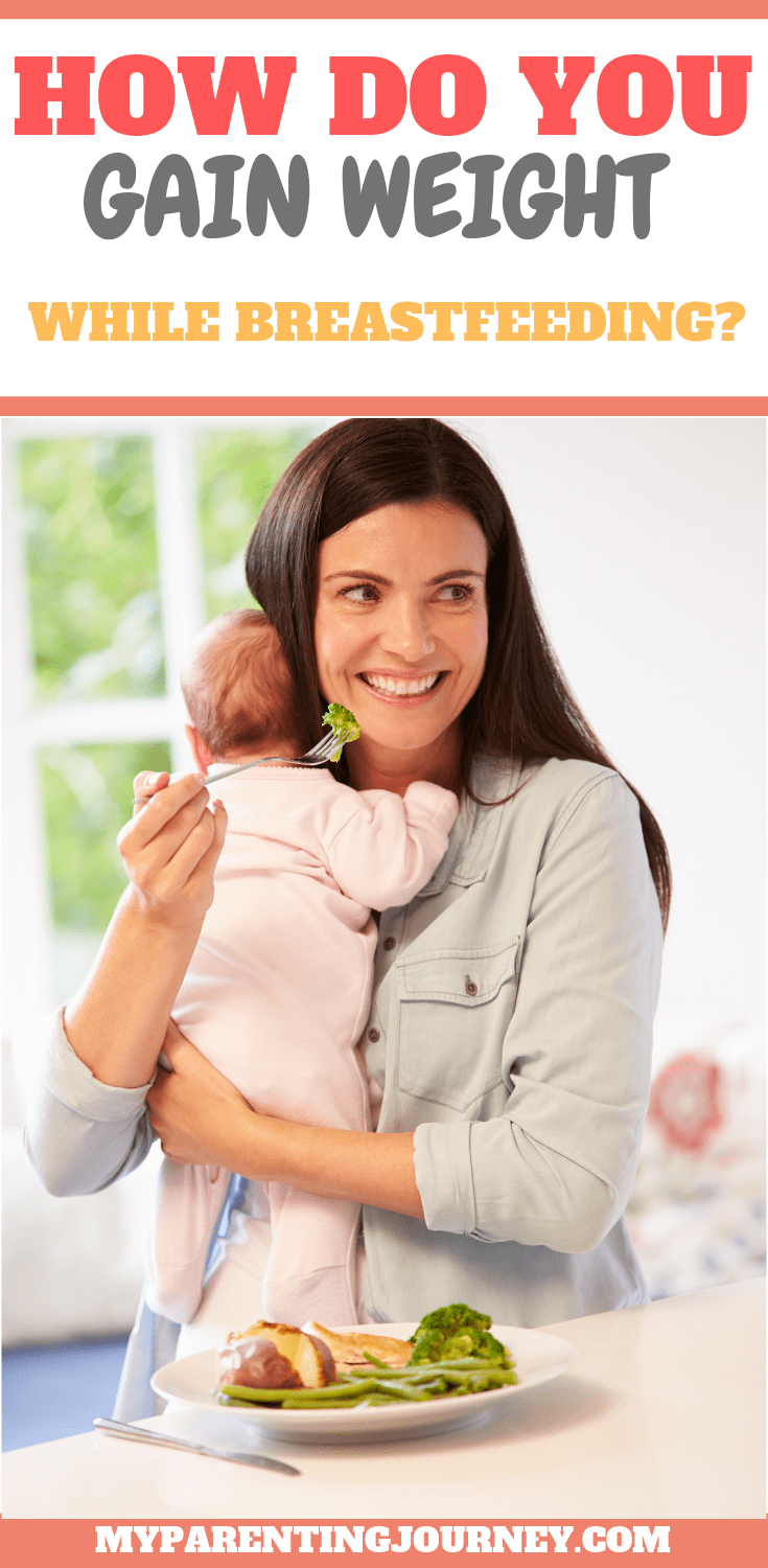 How To Get A Breastfed Baby To Gain Weight