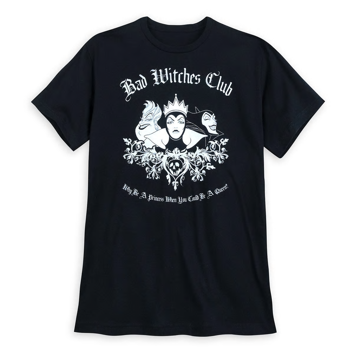 Disney Villains TShirt for Adults The worst witch