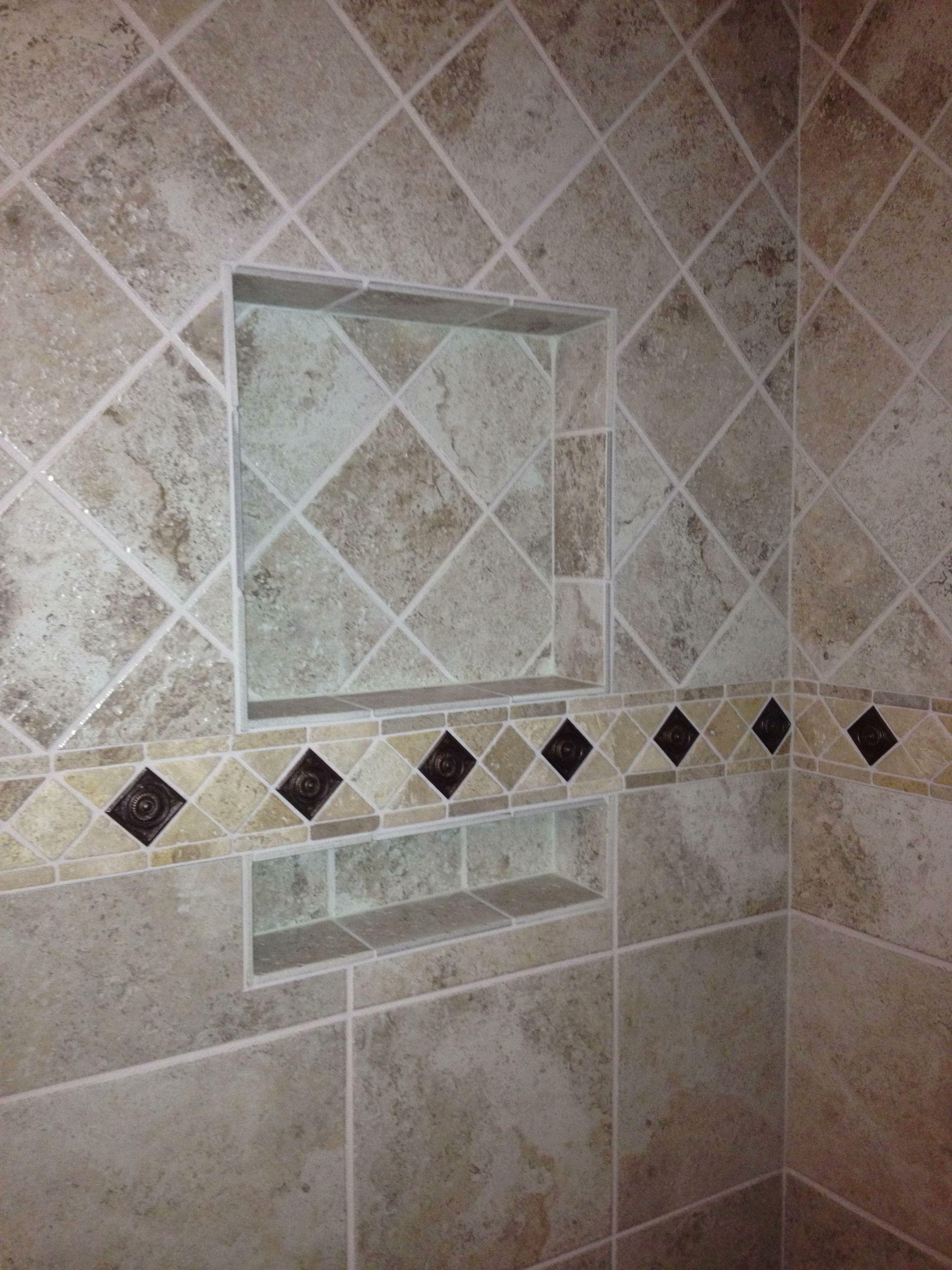 tile diamond pattern