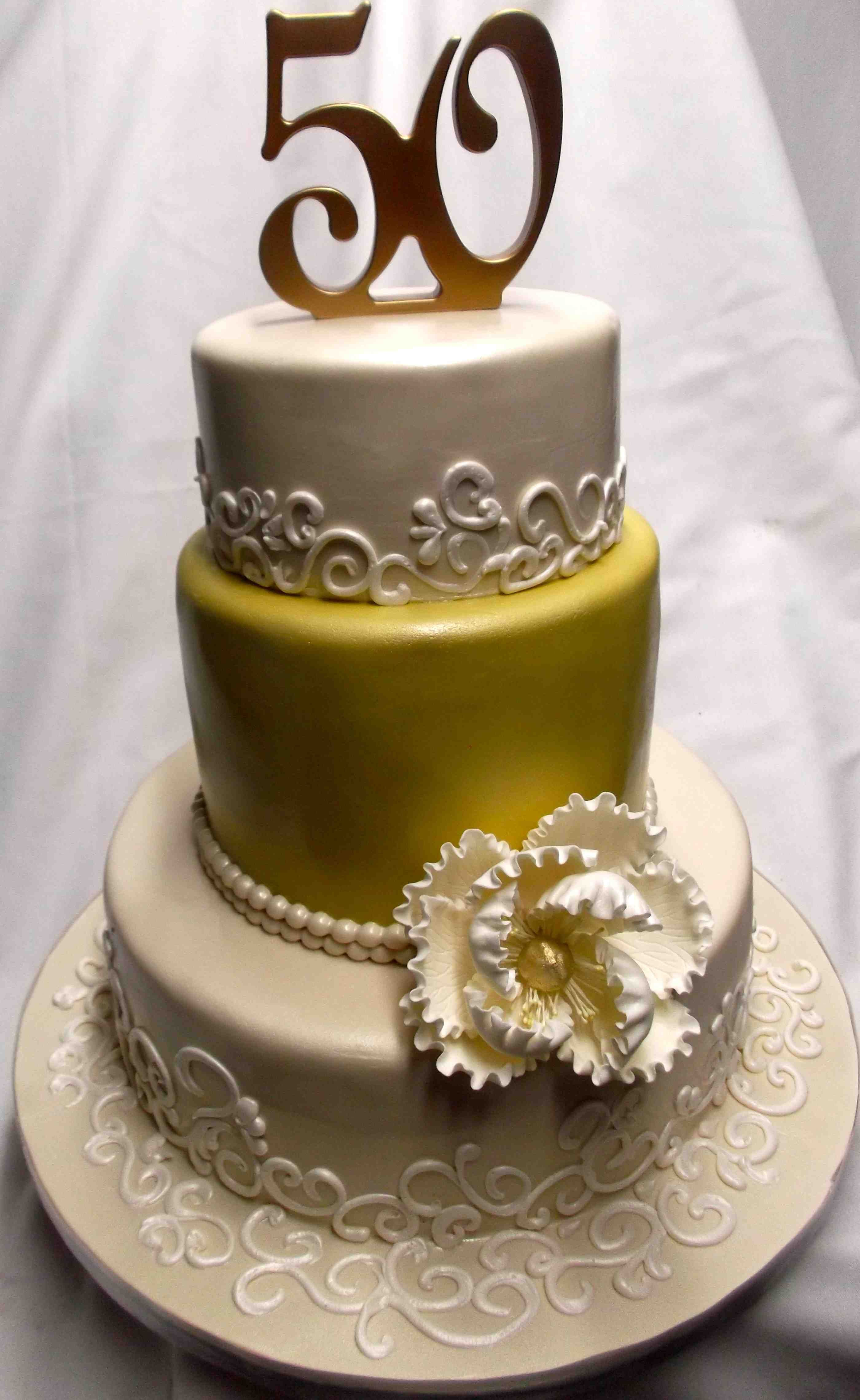 10+ 50th anniversary cakes images trends