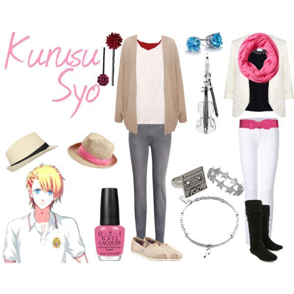 Casual Cosplay Syo Kururu (Uta No Prince-sama) | ~Anime Inspired Modern Clothing~ | Pinterest