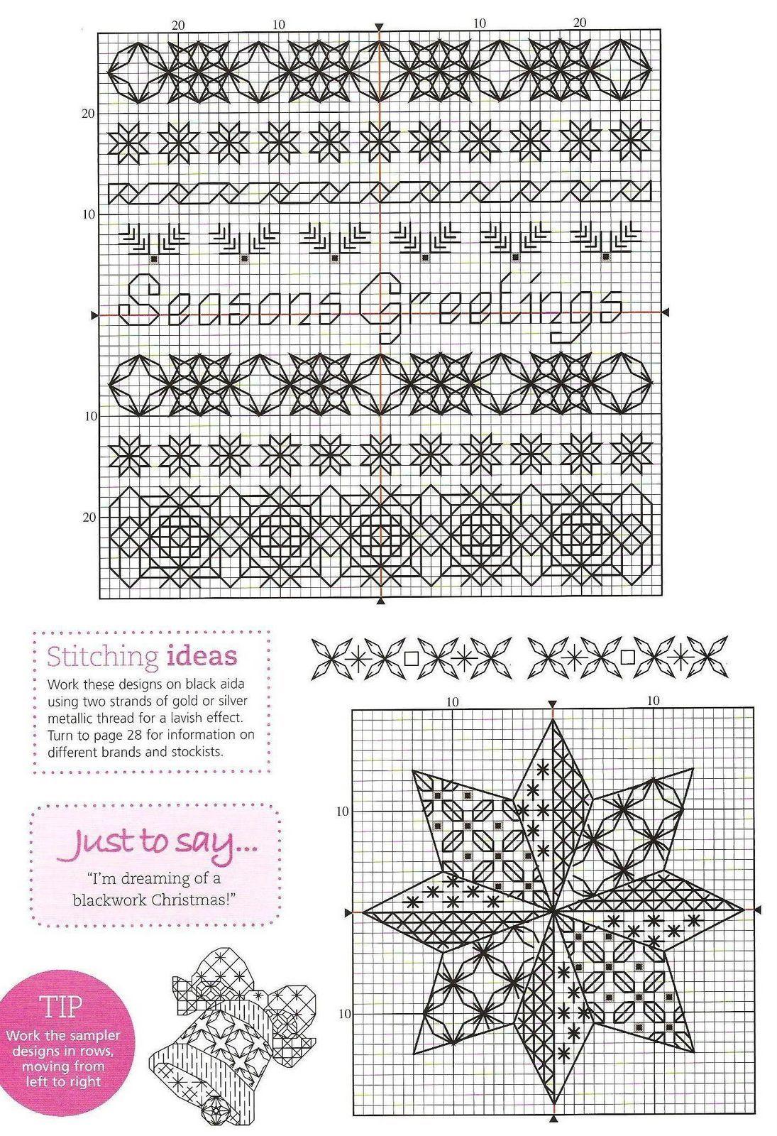 Blackwork Patterns Best Inspiration Design
