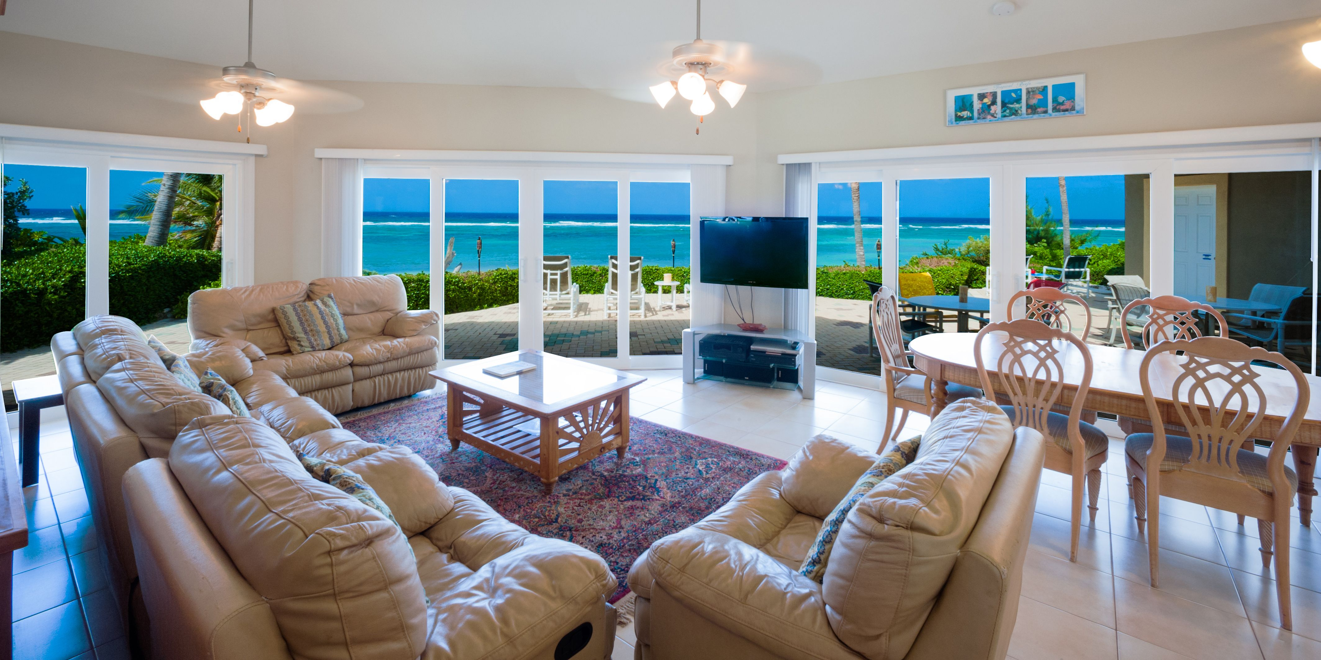 5BR Ecstasea Grand Cayman | Grand Cayman Villas