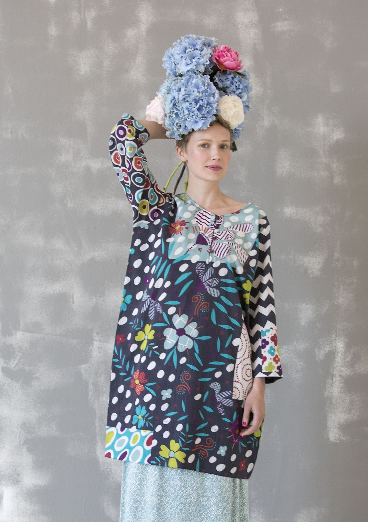 Fabulous high summer – GUDRUN SJÖDÉN – Webshop, mail order and boutiques   Colorful clothes and home textiles in natural materials.