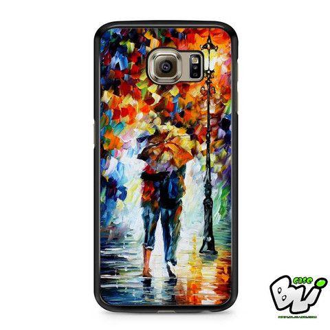Colorful Rain Oil Samsung Galaxy S7 Case