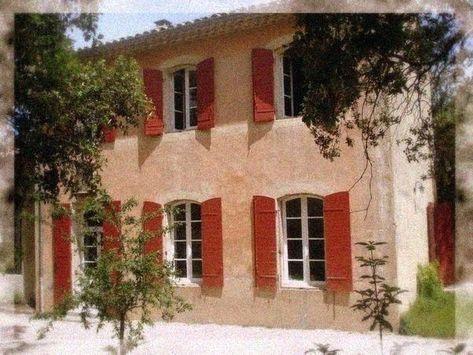 couleur facade maison provencale le cotac salon salle a manger - peinture de facade maison