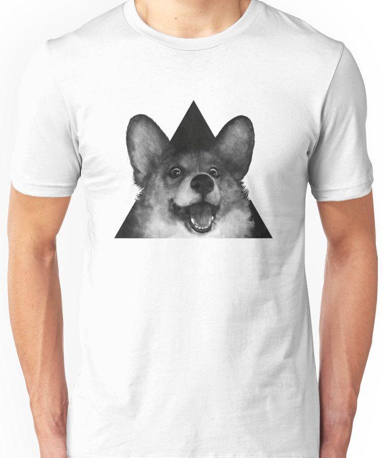 Sausage Fox Unisex T-Shirt