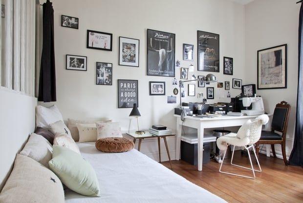 Déco chambre d\u0027amis Déco appart ✨ Pinterest