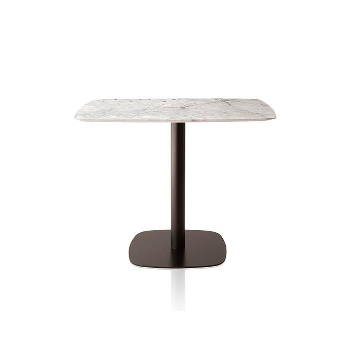 Jardim Square Side Table Sollos Dedece Dining Table Marble