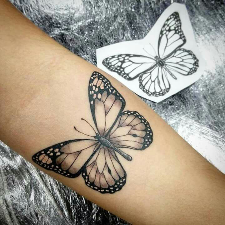 Photo of – – #butterflytattoo #girltattoo #halfbutterflytattoo #smalltattooformen