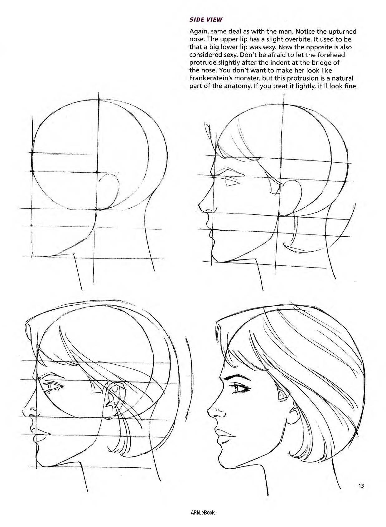 Christopher Hart | Book drawing, Drawings, Anatomy art