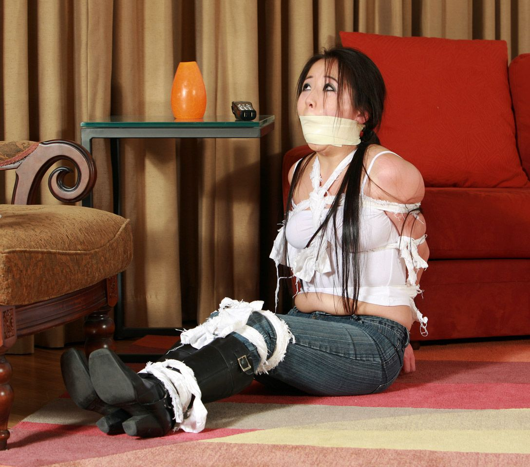 Bound And Gagged Vids
