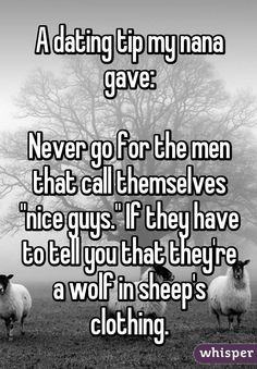 Quotes About Dating A Nice Guy