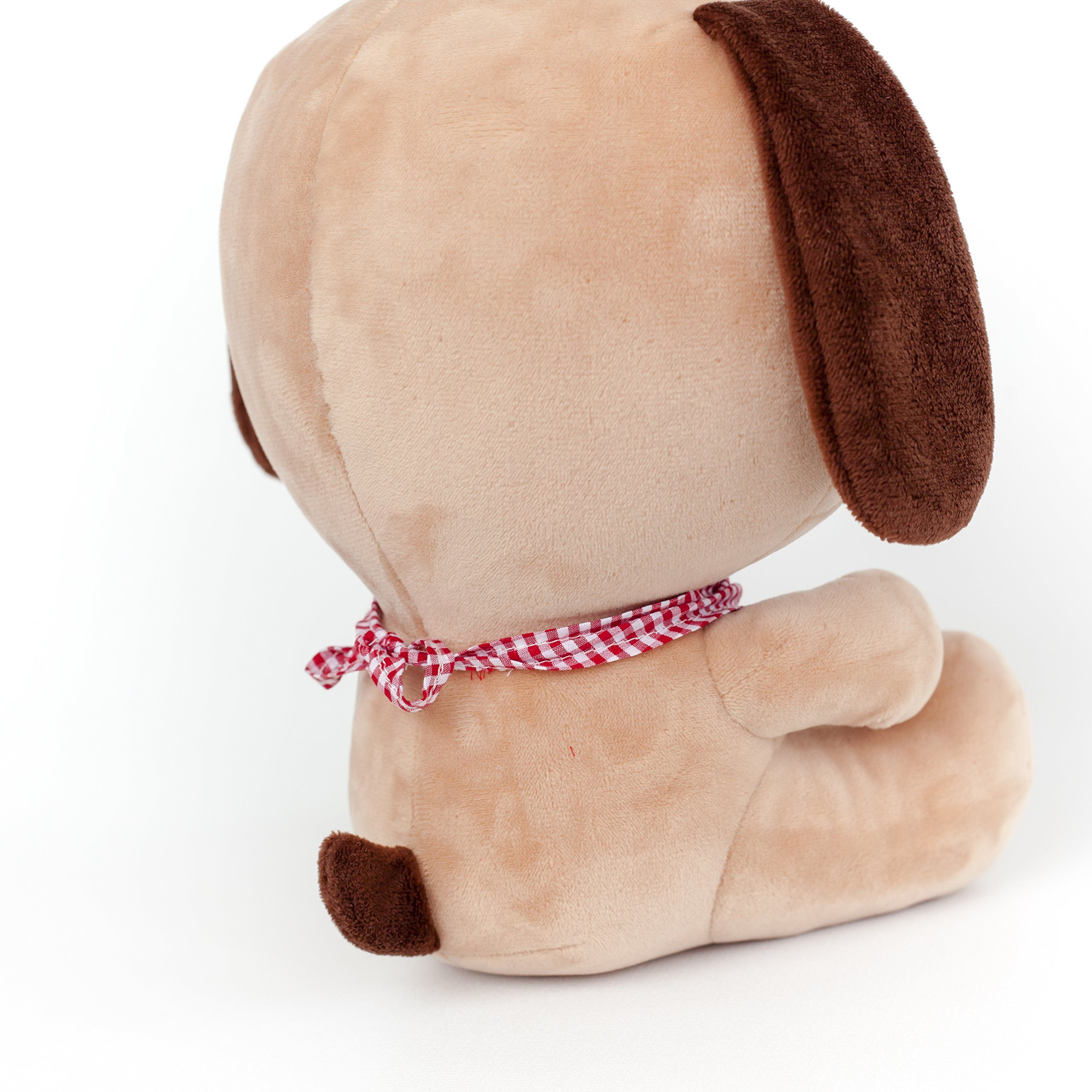 Safaya Stuffed Puppy For Girls And Boys Soft Squishable Cute Otto