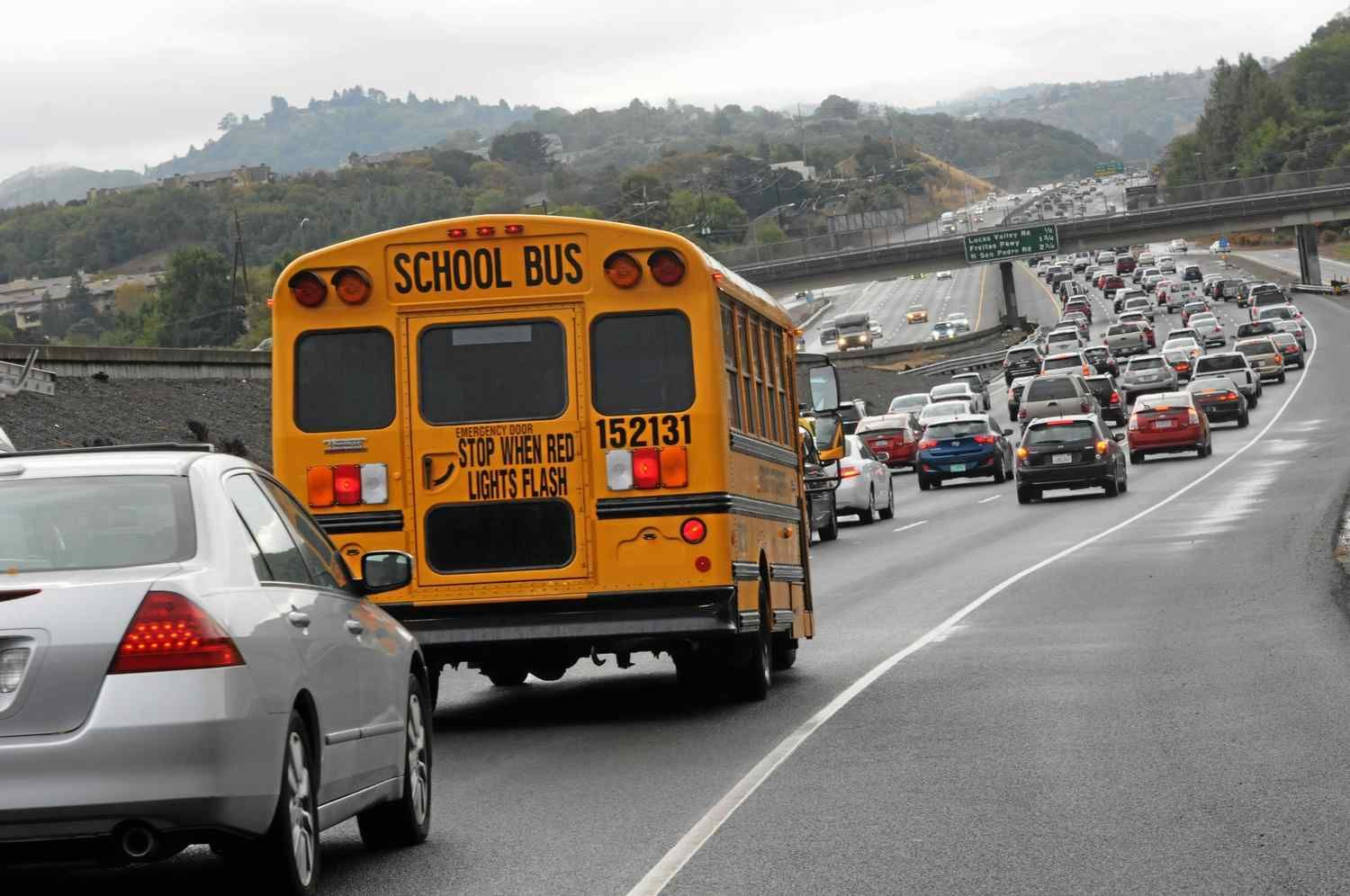 Plans to expand carpool lane hours in Marin are still stuck