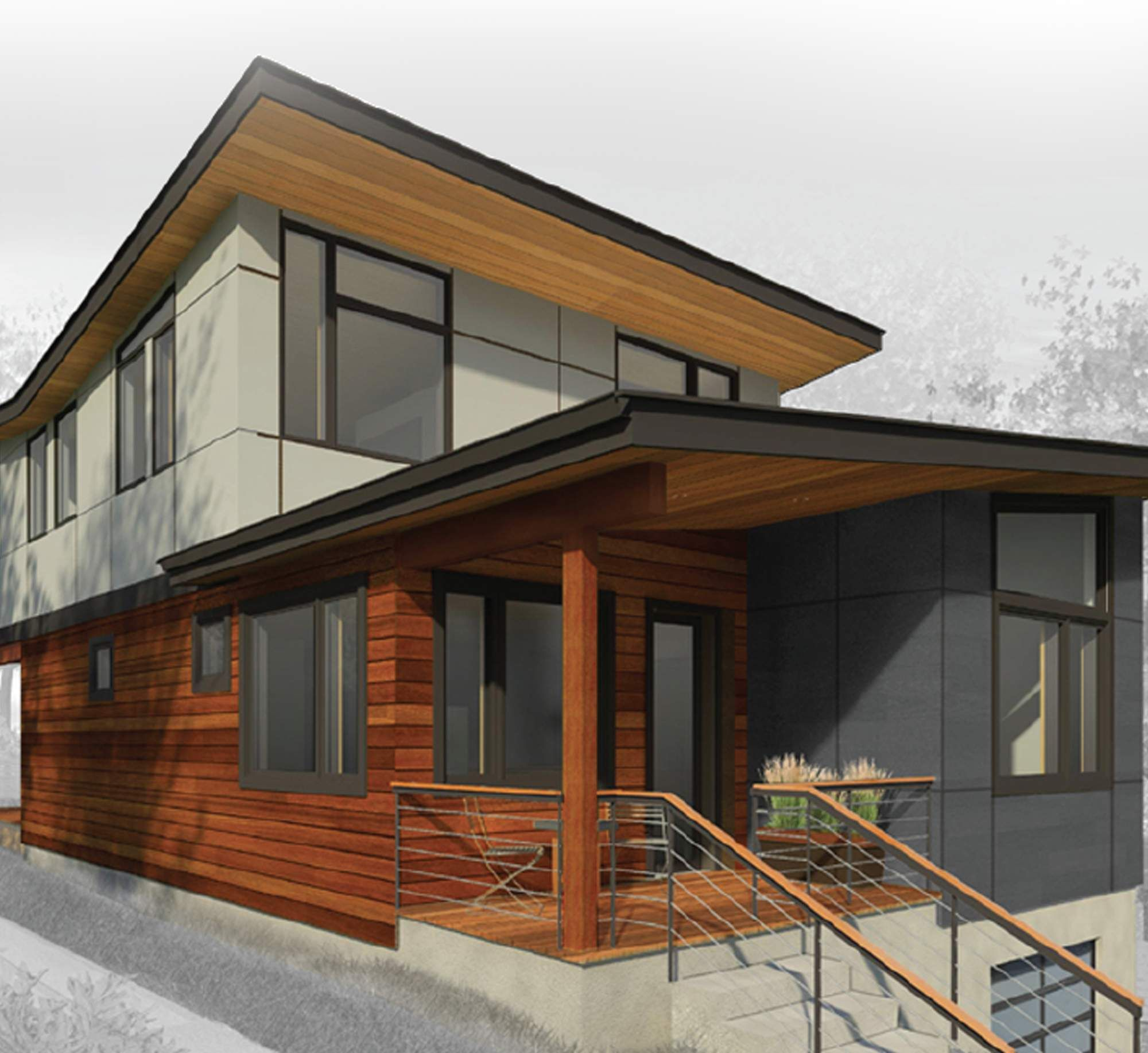 25 Gorgeous Prefab Houses And The Cheapest Land In Every State To Put Them On Prefab Homes Cheap Houses To Build Prefab
