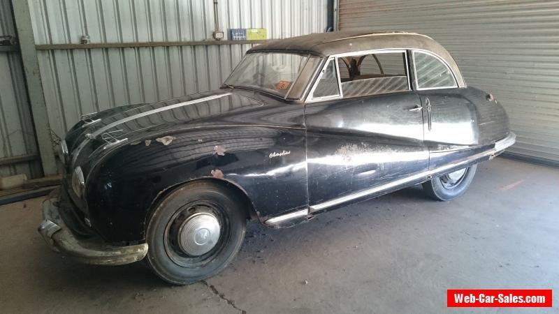 Car For Sale Austin Atlantic Coupe