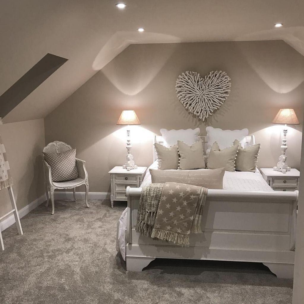 44 Stunning Attic Bedroom Decorating Ideas Bedroom Interior