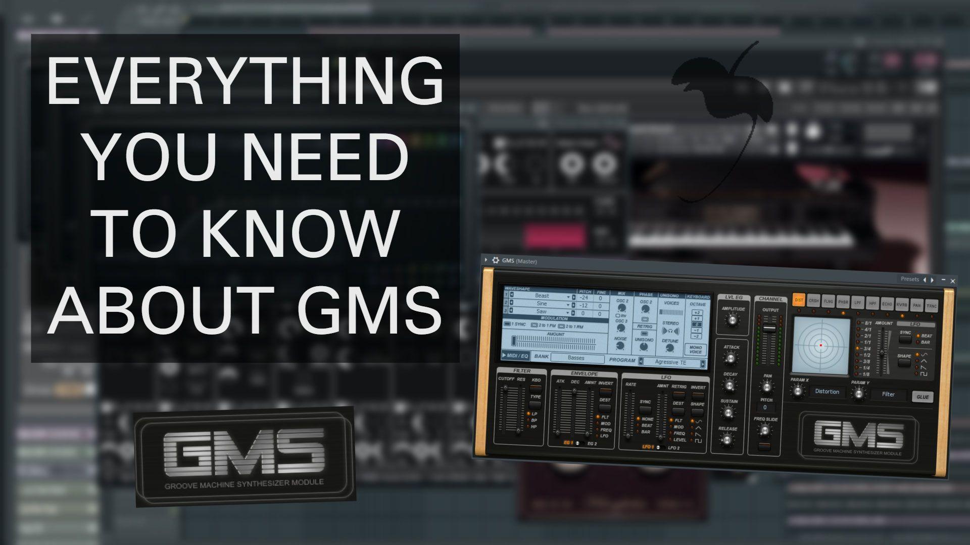 How to Use GMS in FL Studio + FREE Presets | FLStudioMusic