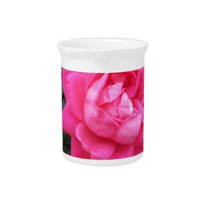 Beautiful Rose Beverage Pitcher Zazzle Com Beautiful Roses