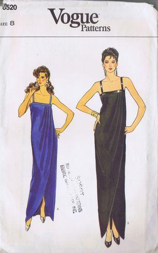Ebay long dress size 8 hip