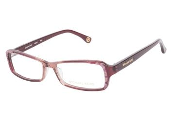 861bf4d82560 Michael Kors Glasses | Michael Kors MK221 609 Berry - ClearlyContacts.ca