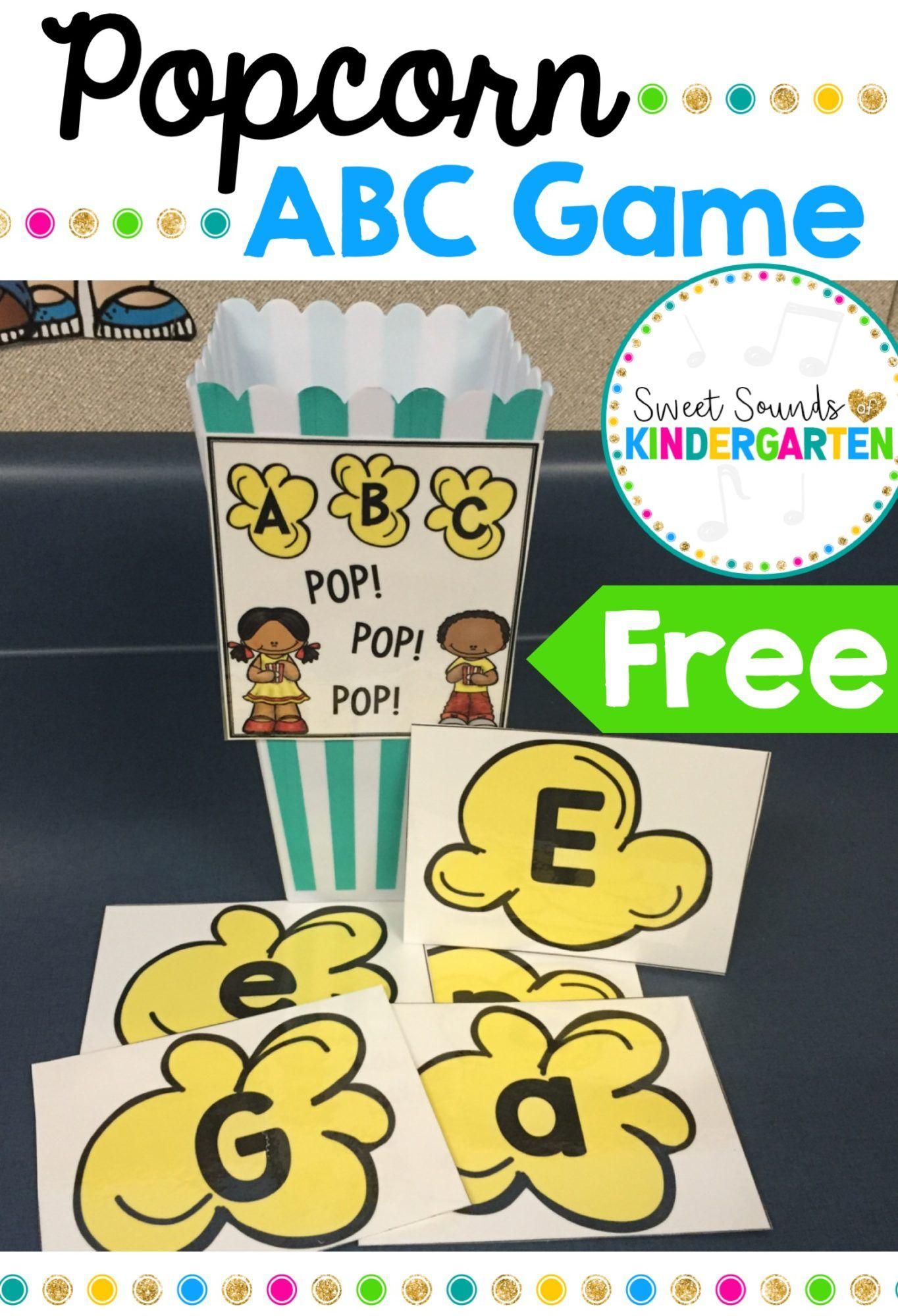 Easy Peasy Alphabet Centers