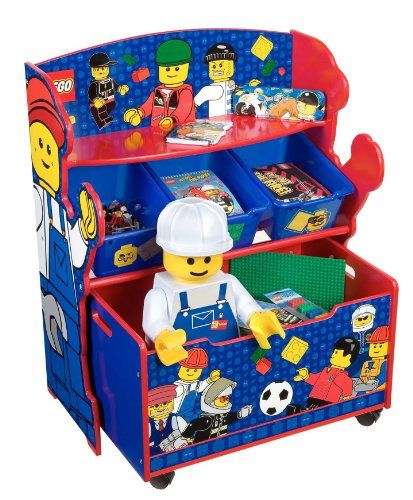 Lego Storage Unit with Trundle Bin >>> You can find more details by ...