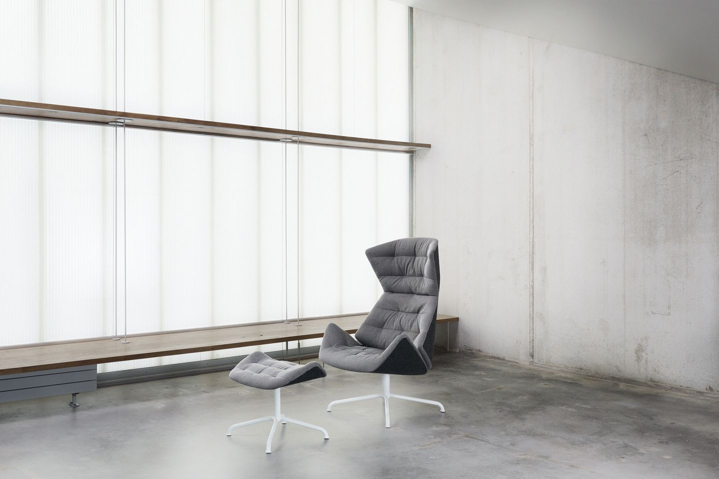 Lounge Sessel Thonet Thonet Lounge Sessel 808 Grey Design Formstelle