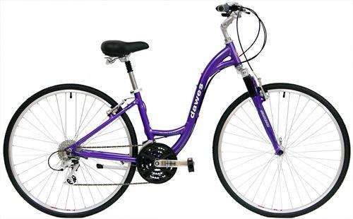 2012 Dawes Eclipse 3 0 Hybrid Bikes 24spd Front Suspension