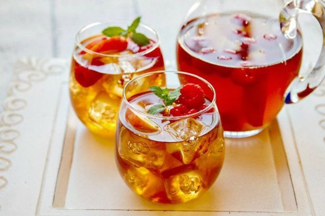 How to Sip Free Iced Tea All Day  - Delish.com