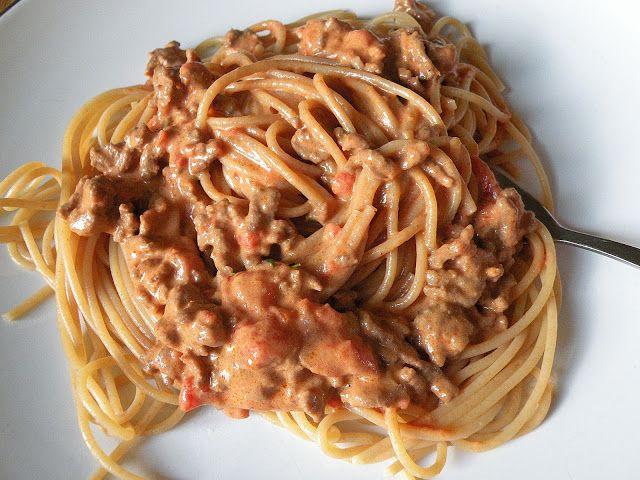 Kaos på Kjøkkenet: Super enkel pastasaus