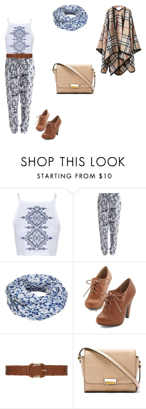 """""""Work"""" by caitlinbrooks ❤ liked on Polyvore featuring Topshop, Object Collectors Item, ONLY, Dorothy Perkins and Marc by Marc Jacobs"""